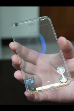 Transparent Phones To Be In Market Soon