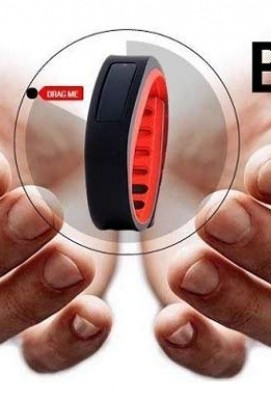 GOQii Band: A Wearable Gadget that Integrates Personal Coaches