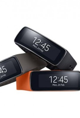 Samsung Gear Fit: A Combination of a Fitness Band and a Smartwatch