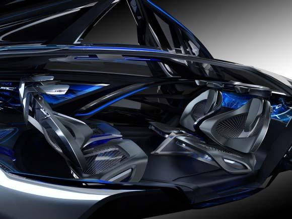 Chevrolet FNR Electric Autonomous Concept