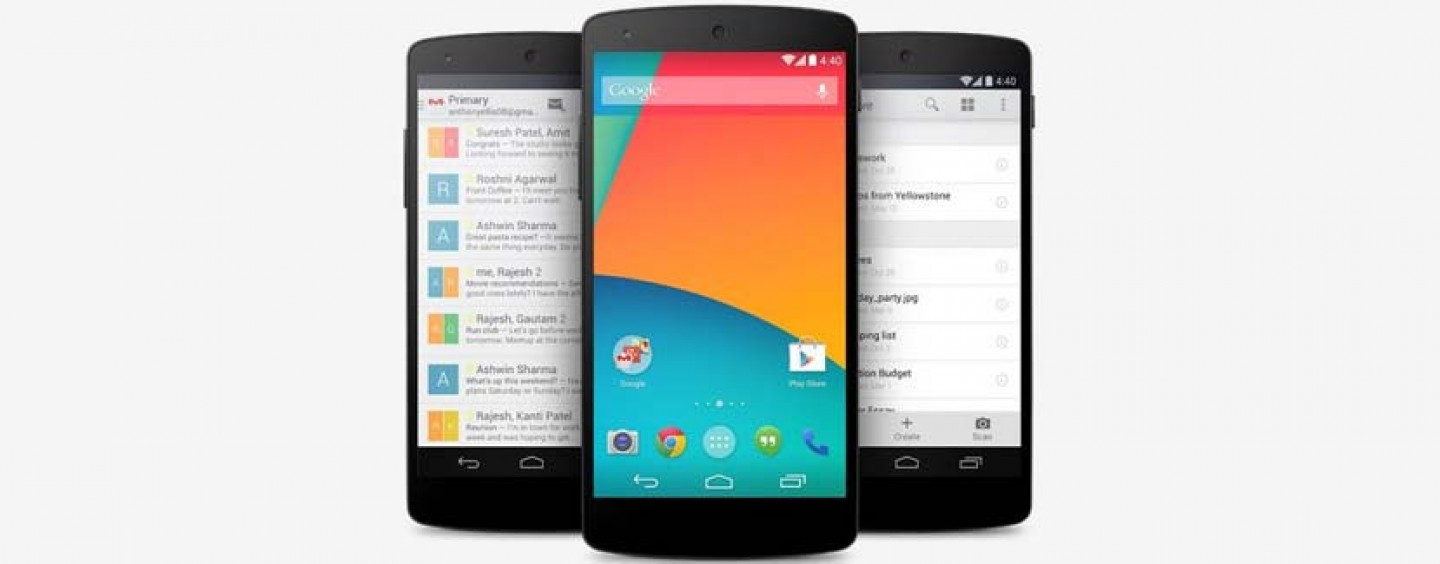 Android M is Announced and the Release of Nexus 5 (2015) Imminent