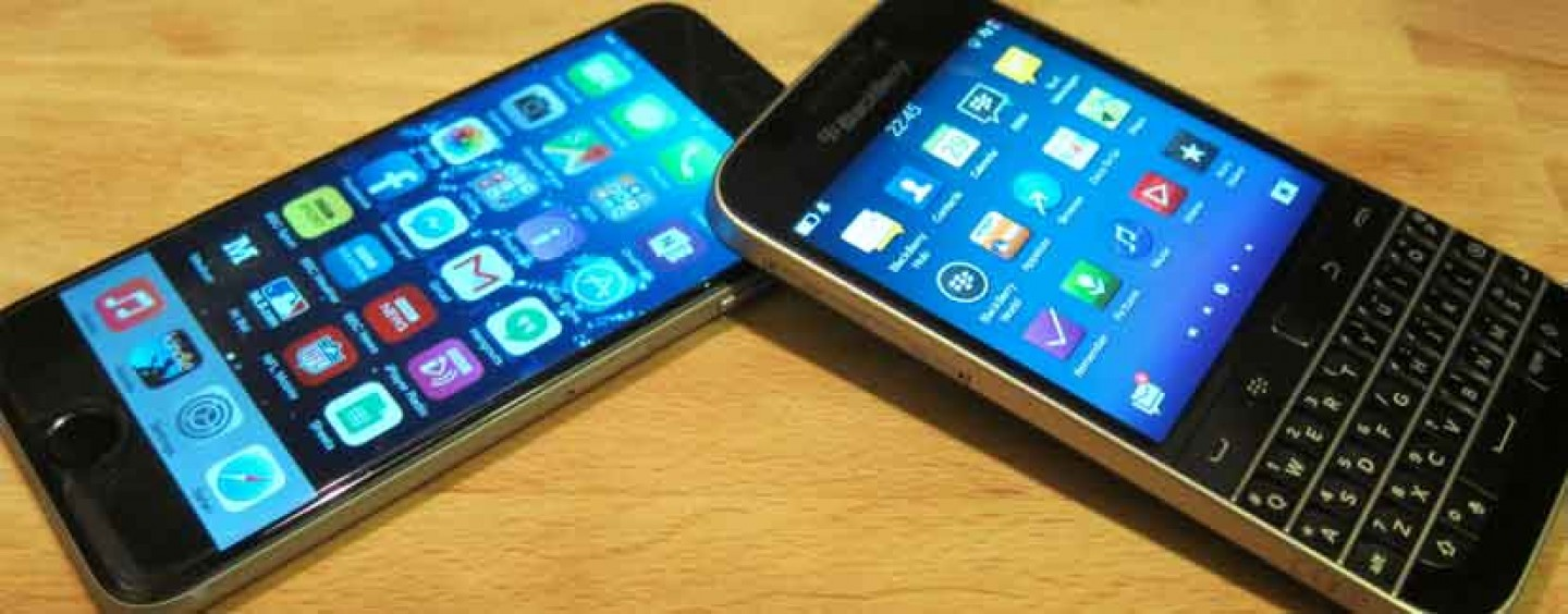 How the iPhone Have Crippled Blackberry Sales?