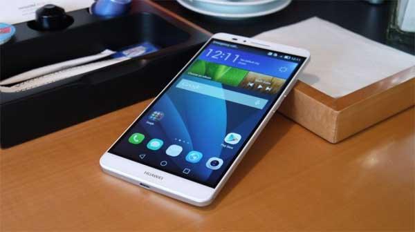 Huawei's Mate 8 Based Nexus