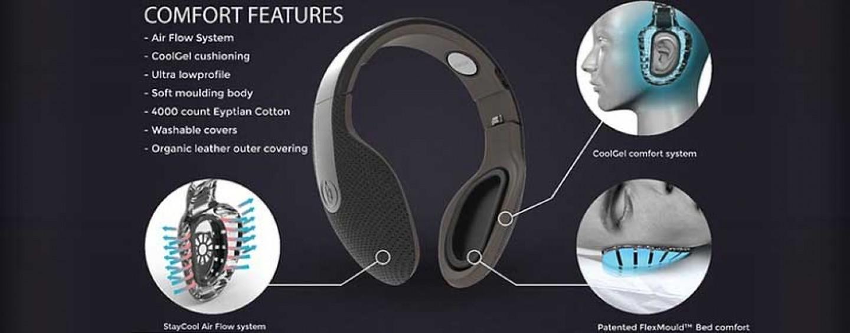 Kokoon EEG Headphones that Will Help You to Sleep!