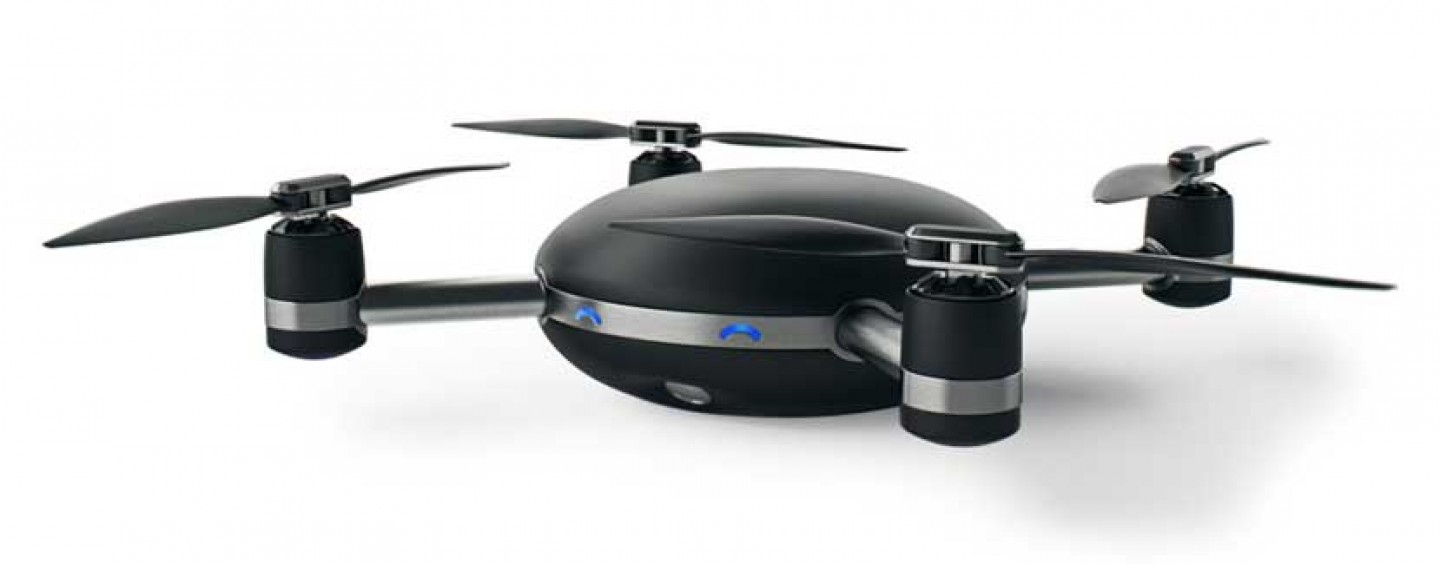 Lily Camera: A Drone that Flies on its Own