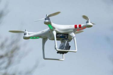 The Video Is Also Steamed On Your Smartphone So You Can See What Camera Sees Drone Has A Very