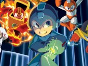 Capcom Announced the Mega Man Legacy Collection