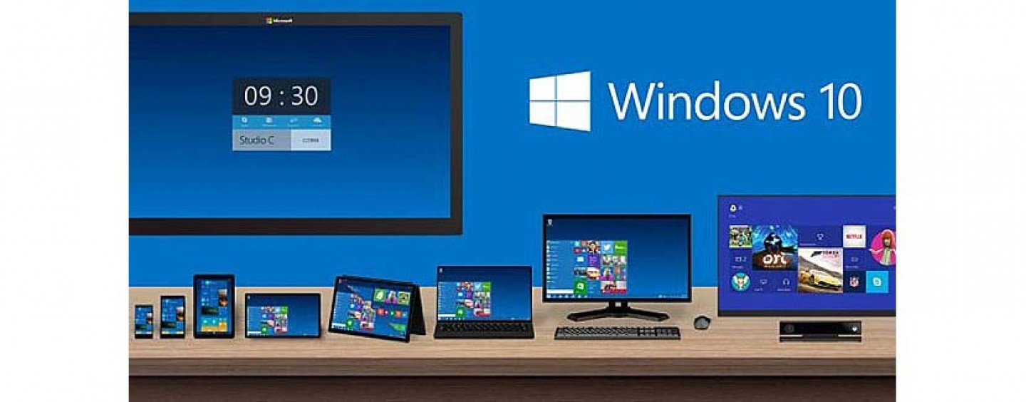 Microsoft Reveals July 29th as the Launch Date for Windows 10