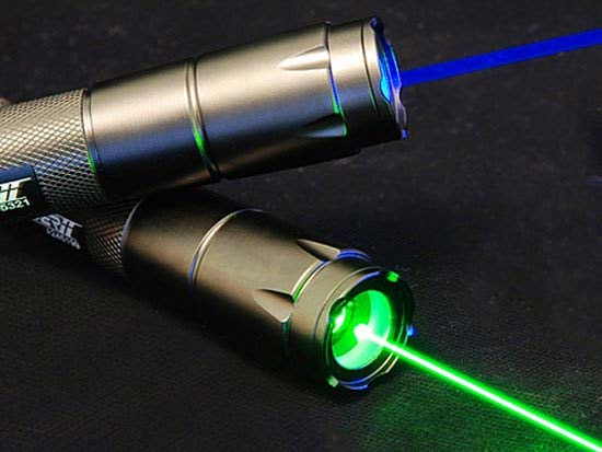 Portable Laser Pens to Heal Wounds