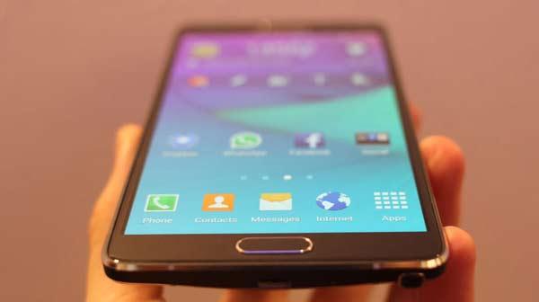 Samsung Galaxy Note 5 Edge