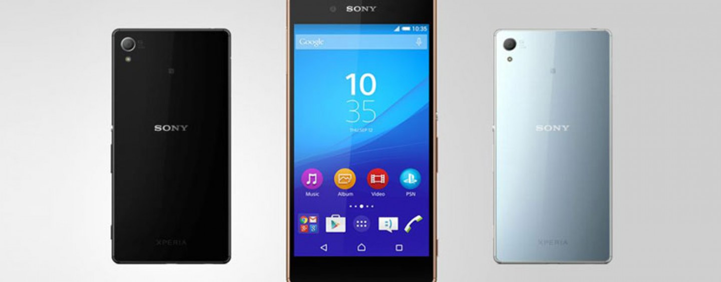 The Xperia Z4v to be Sony's Next Offering