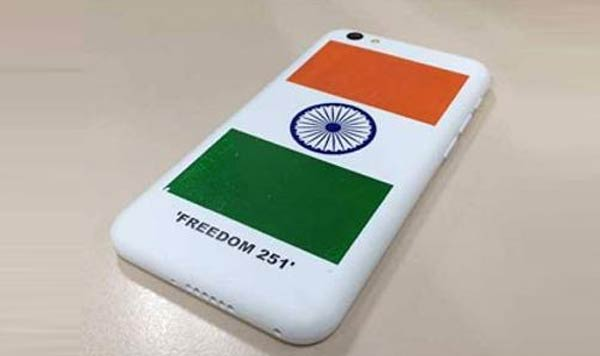Freedom 251 Cheapest Phone