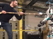 New Version of The Humanoid Robot: Atlas Robot