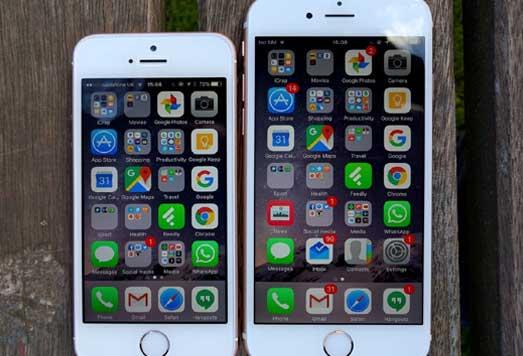 iphone Comparisons