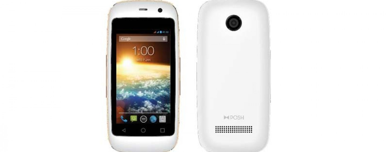 Posh Micro X S240: Smallest Android phone