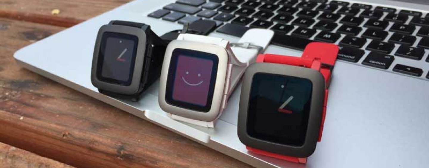 Track your Happiness through Pebble's Game-Changing Happiness App