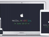 Key Points in Apple's 10 Minutes Announcement at WWDC 2016