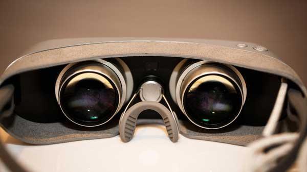 Wireless Gear VR
