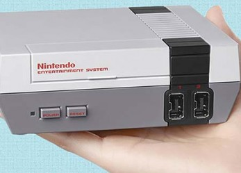 Nintendo to Launch Its Mini NES Console with 3O Classic Game
