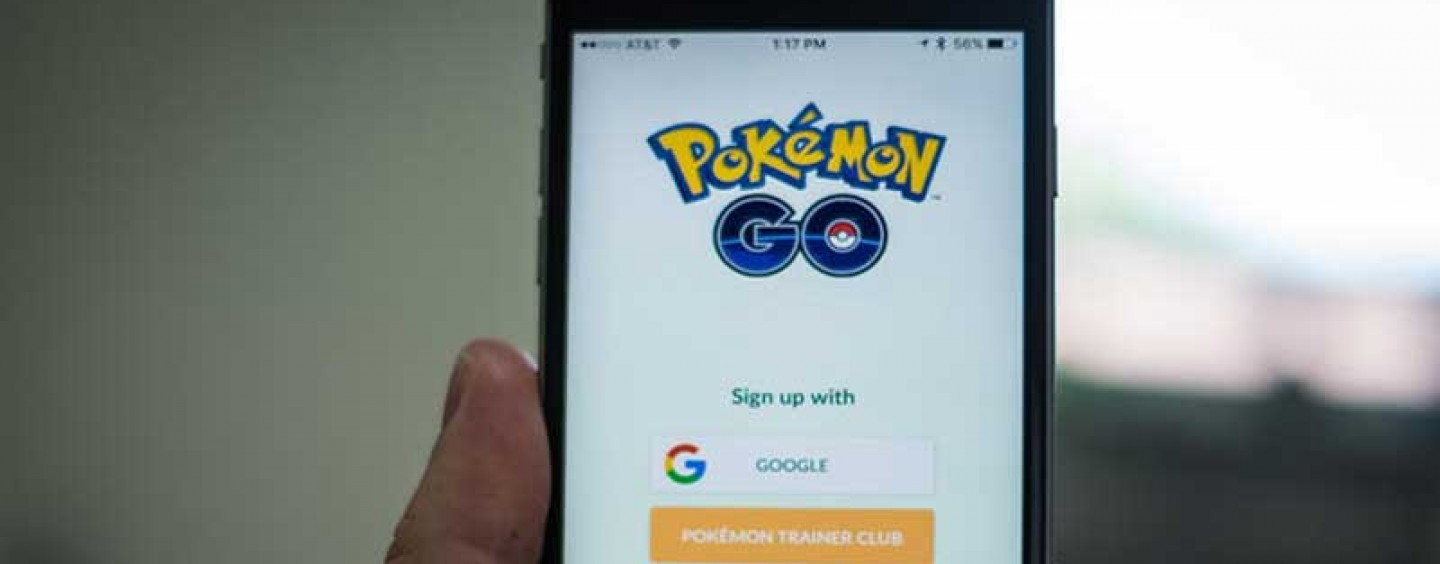 Pokémon Go Update: Fully Block Access to your Google Account