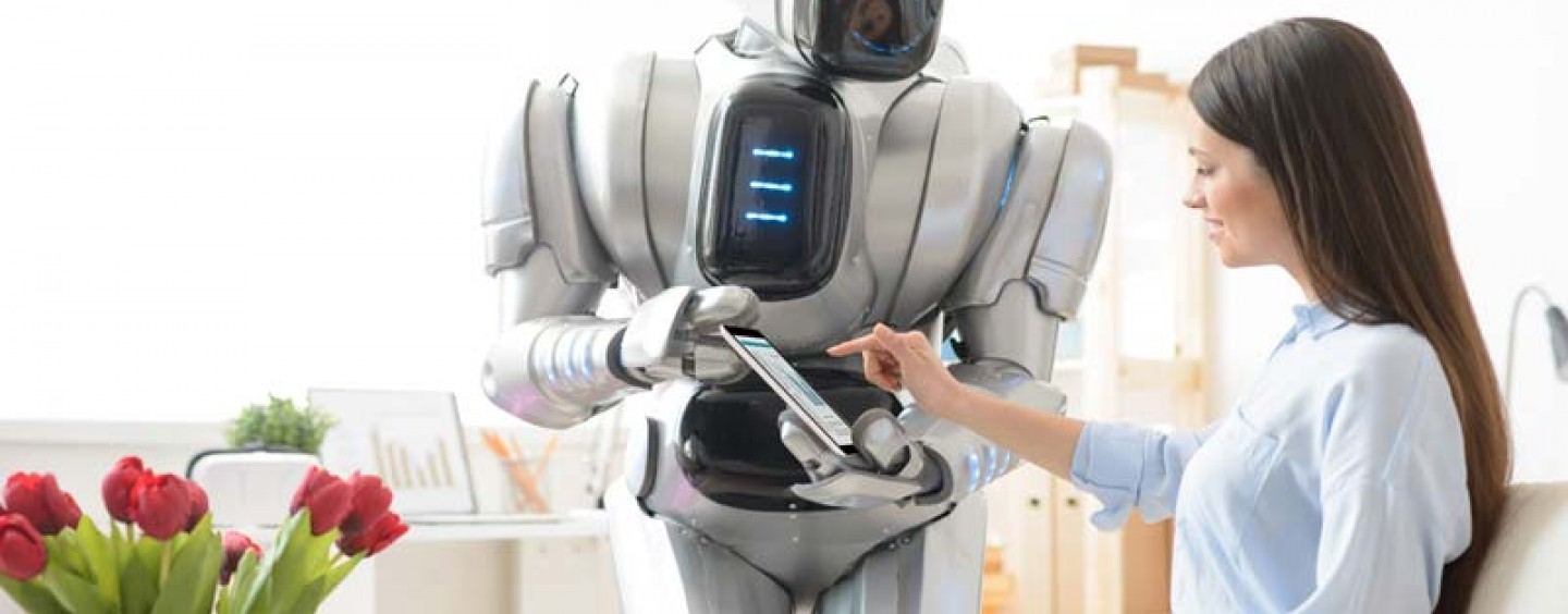 Relax and Let Robots Do Your Work