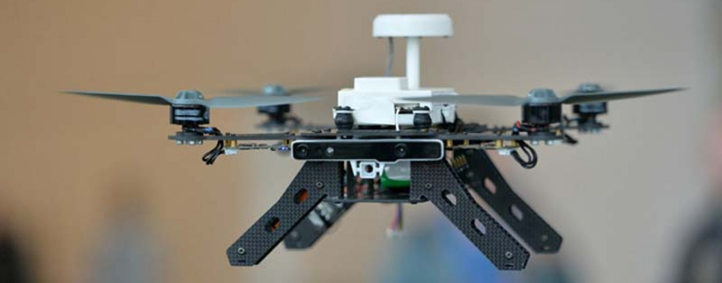 The Intel Project Aero that Will Teach Drones the New Tricks