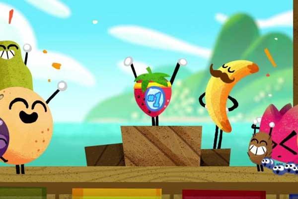 Juicy Fruit Game
