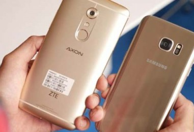 Samsung vs. ZTE'S Axon 7- Interesting Facts to Know About