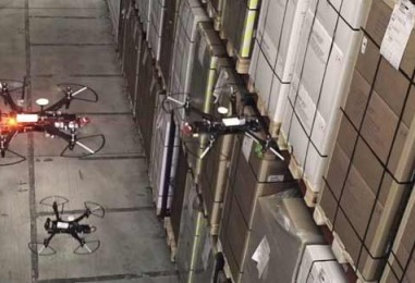 Using Drones to Automate Warehouse Inventory Tracking