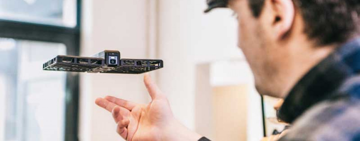 Meet the Camera that Uses Facial Recognition to Take Selfies