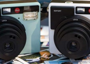 Hands-on with Leica Sofort Instant Camera