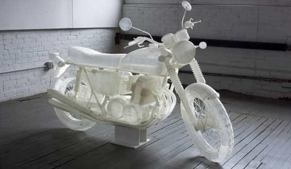3D Printed Motorcycles