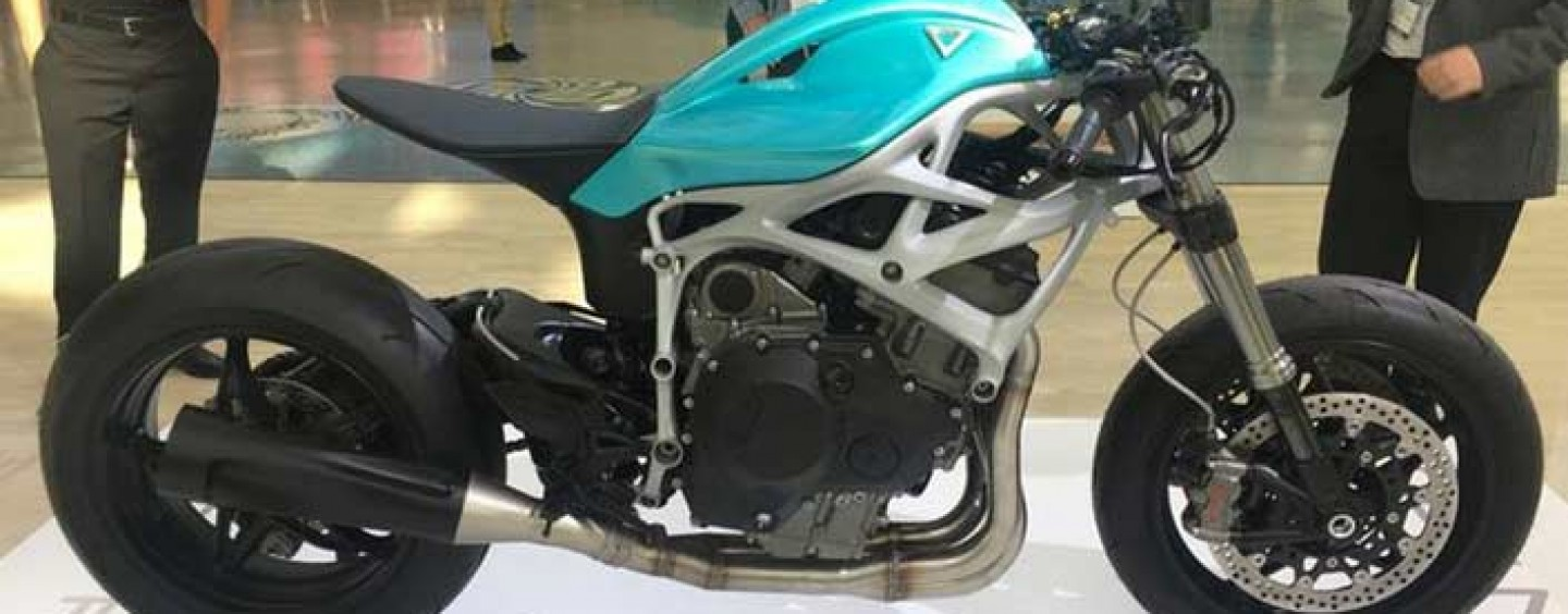 3D-Printed Super Bike 'The Dagger' May Be a Huge Deal