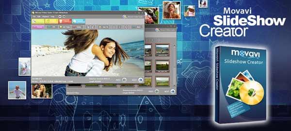 Movavi photo slideshow software
