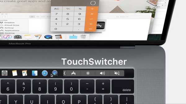 Touch Switcher