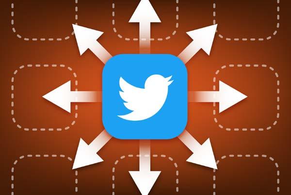 Twitter Steps