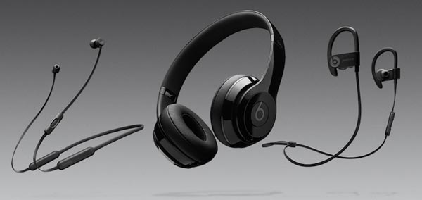 The Beats Solo3 Headphones
