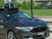 Uber's First Driverless Cars Start to Operate in US