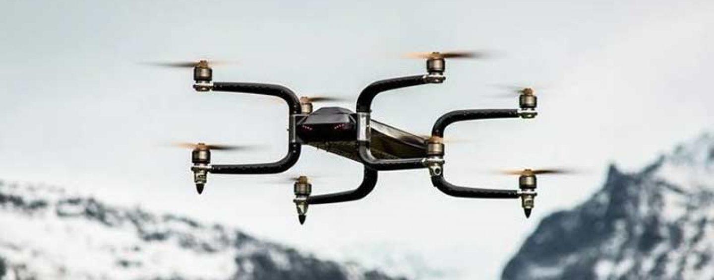 The Griff 300 Mega-Drone