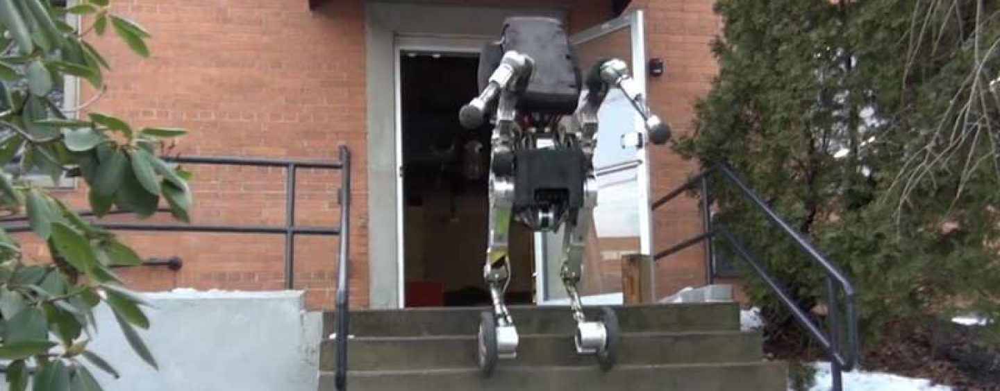 Boston Dynamics Handle Robot – Facts You Should Know