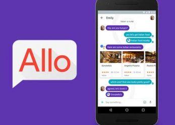 Google Allo Lost Popularity in the Smartphones Market