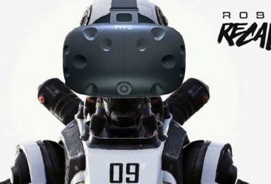 The Long Awaited VR Game Seems to be the Oculus Rift's 'Robo Recall'