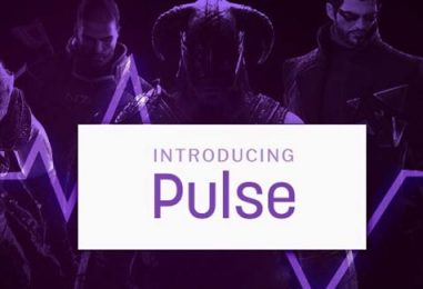 Pulse: Twitch's Very Own News Feed for Its Gamers