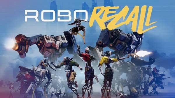 Robo Recall Game