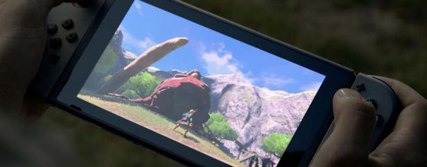 In Nintendo's History Switch is the Fastest-Selling Game Console