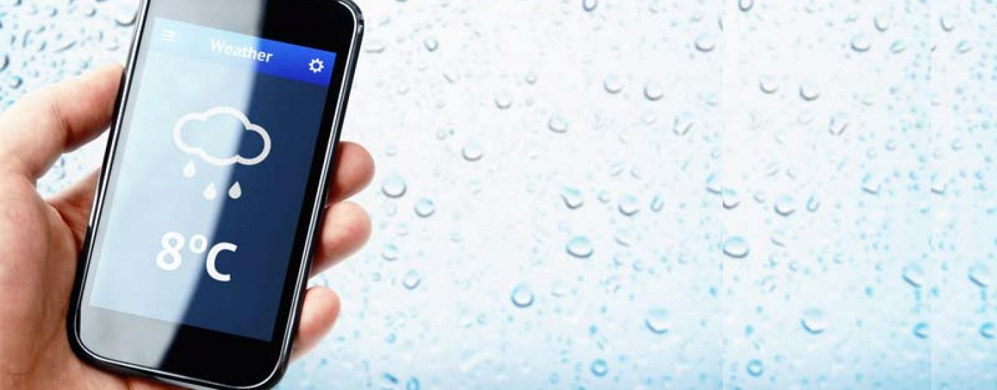 How Can the Technology Employed by Mobile Phone Used to Map Rainfall?