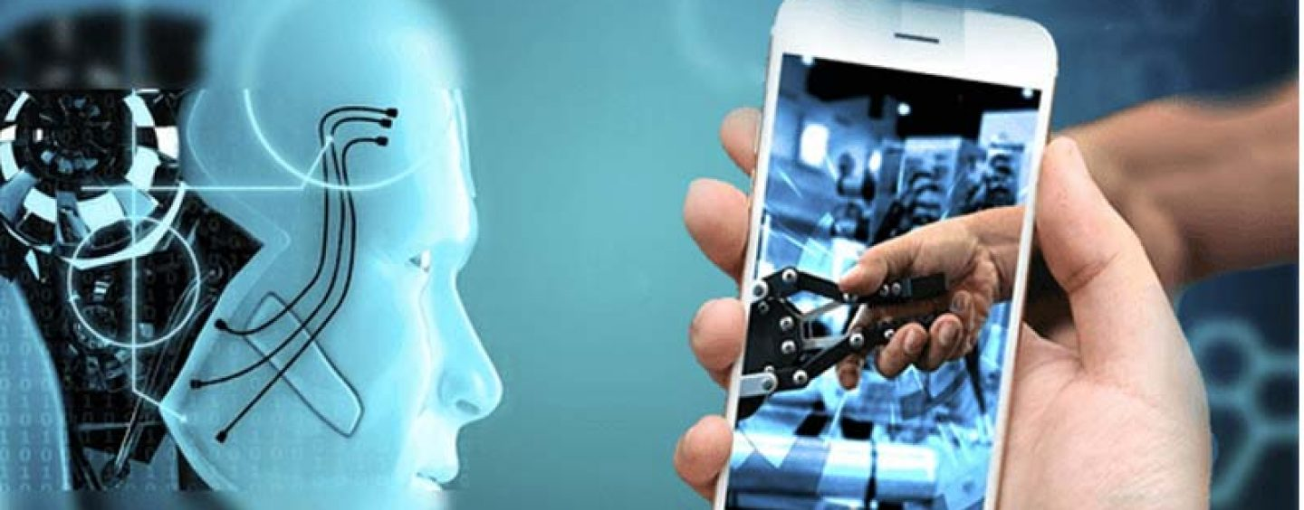 Artificial Intelligence has Risen & Taken Over Smartphone Technology