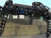 MX-Phoenix Homemade Hexapod Robot that Resembles A Spider