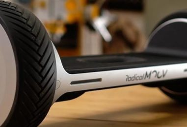 Rebuilding Hoverboard: Is It Possible With Cuban's Moov Rideable?