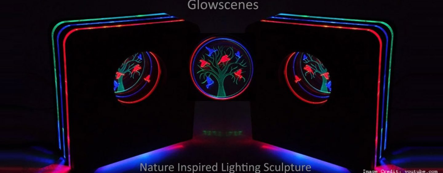 Glowscenes Takes the Benefits of Light to a Whole New Level